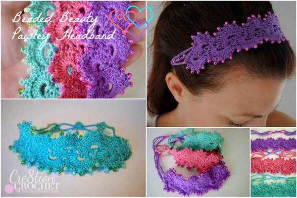 35 One Hour Crochet Projects 5