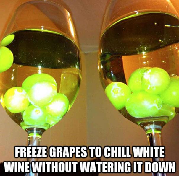 Chill White Wine