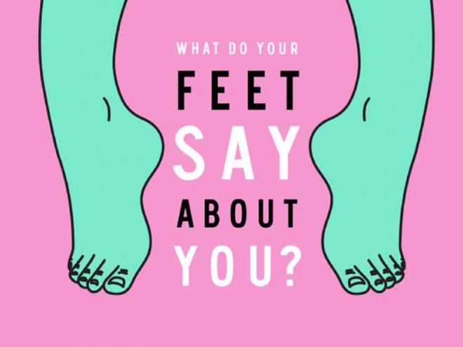 Feet Say