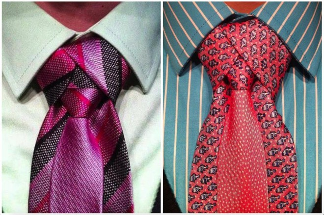 Unusual ways to tie a tie how to instructions merovingian knot ccuart Image collections
