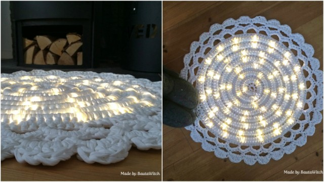 Night Light Rug 1
