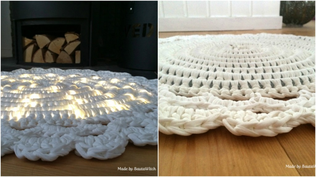 Night Light Rug