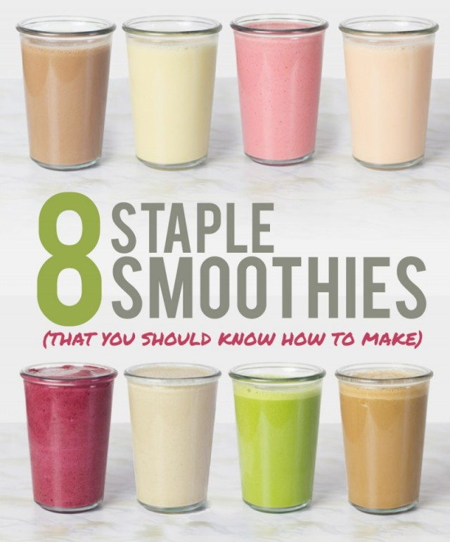 Staple Smoothies
