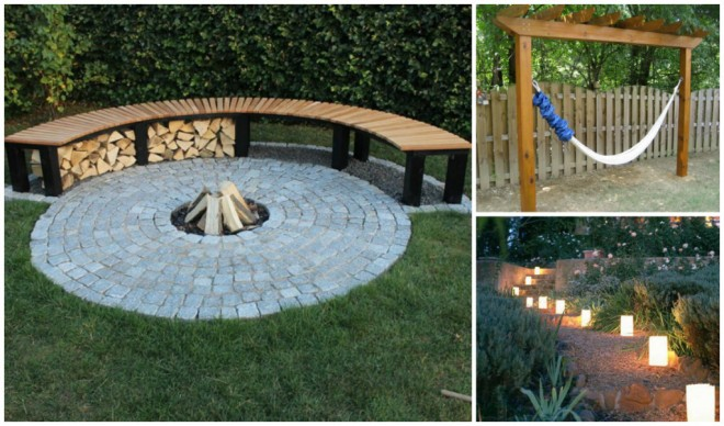 Summer Backyard Projects