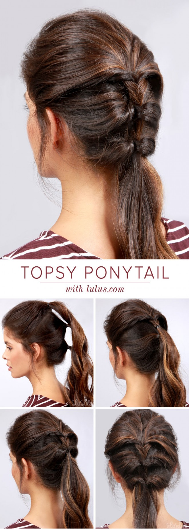 Topsy Pony Tail