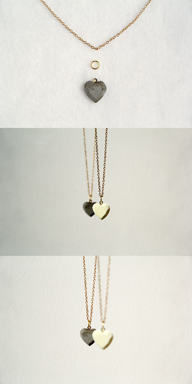 Concrete Necklace 2