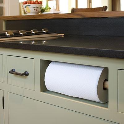 Kitchen Towel Roll Holder