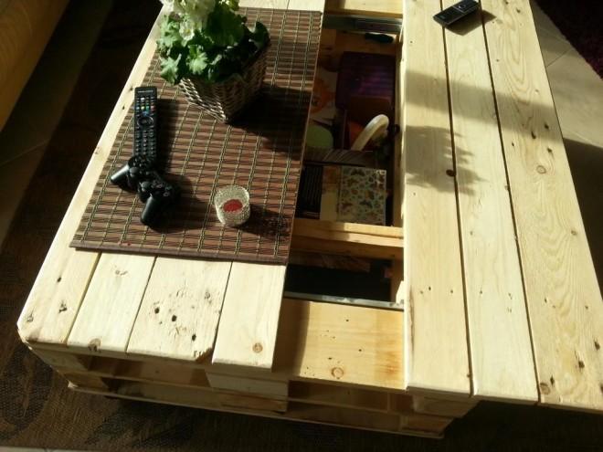 Multifunctional Coffee Table 3