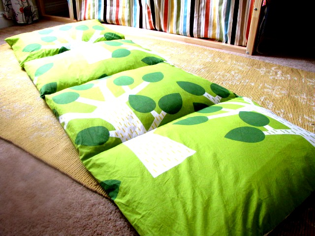 How To Make A Diy Pillow Bed How To Instructions