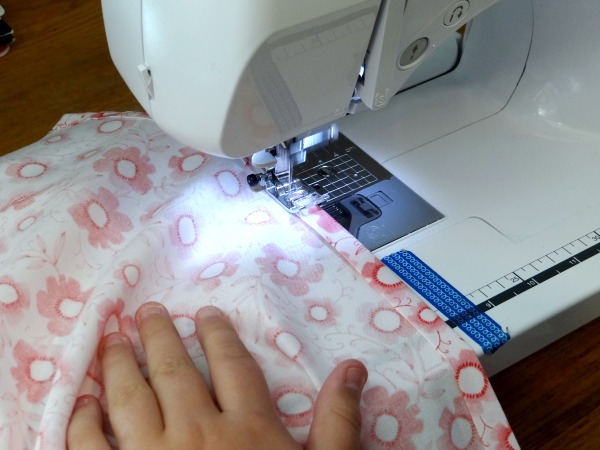 Sew Pillow