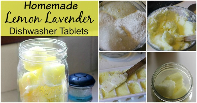 Lemon Lavender Dishwasher