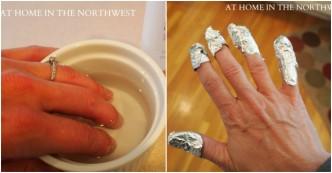 Nail Polish Removal