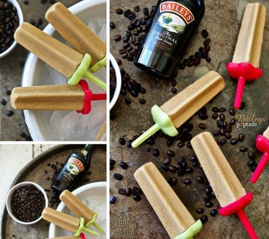 How To Make Baileys Poptails