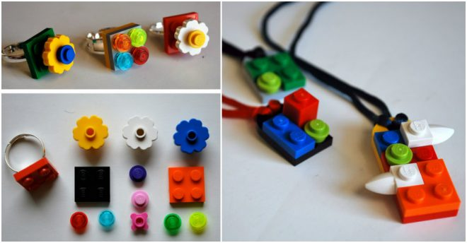 Lego Jewelries