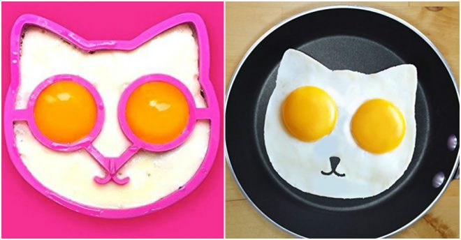 Cat Egg Mold 6