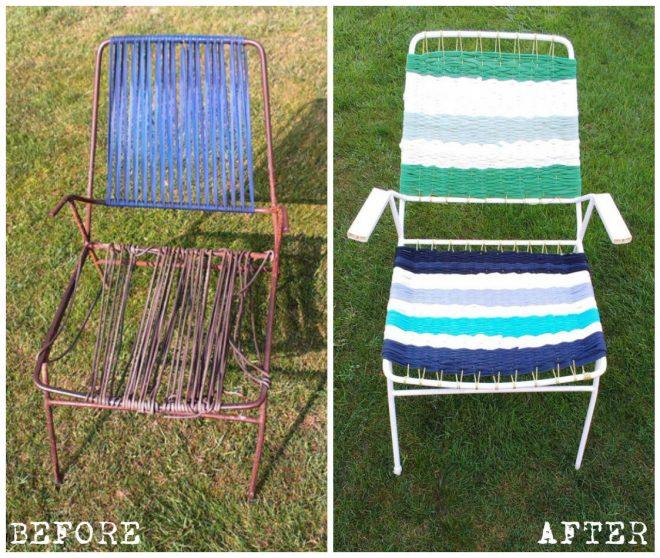 Garden Chair Revival