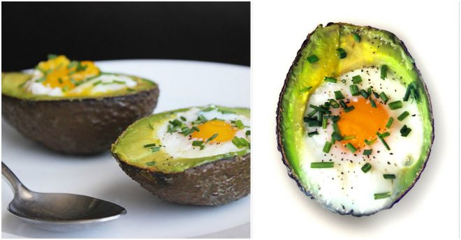 How To Bake Perfect Eggs In Avocados