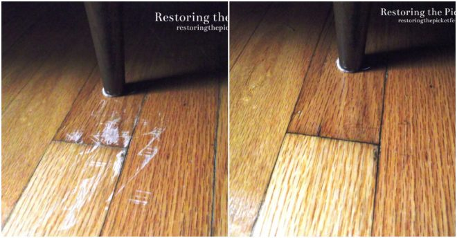 How To Remove Scratches From A Wood Floor How To