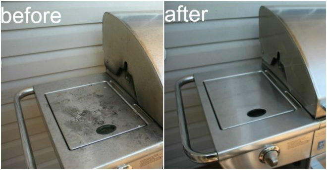 How To Clean Stainless Steel Grills