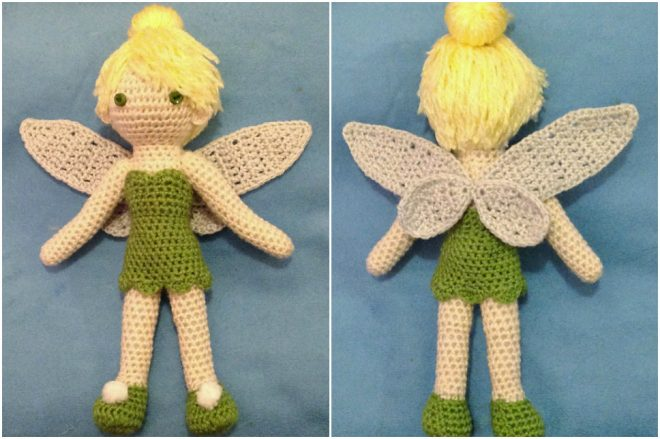 Adorable Tinkerbell Doll
