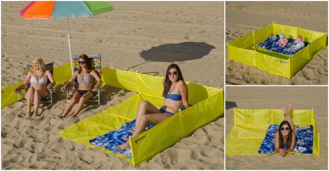 Baby Beach Playpen 3