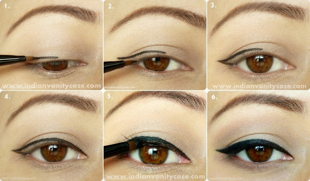 How To Do Easy Cat Eyeliner