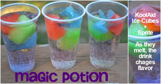 How To Make Magic Potion