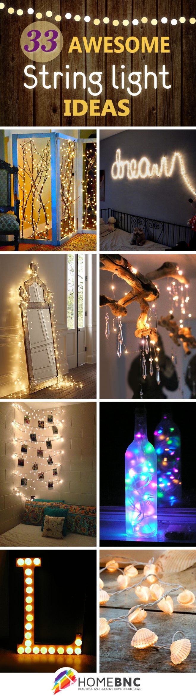 Awesome String Light Ideas 2