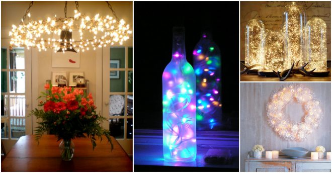Awesome String Light Ideas
