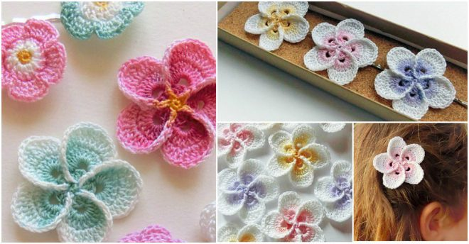 crochet-hawaiian-plumeria-flowers