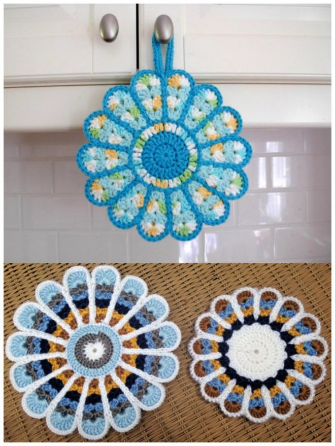 crochet-potholder