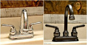 How To Face Lift Your Faucet