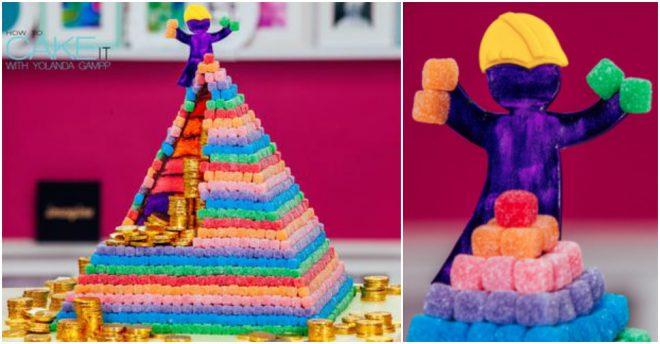 how-to-make-a-pyramid-cake