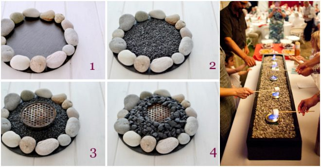 How To Make Campfire At Home 1