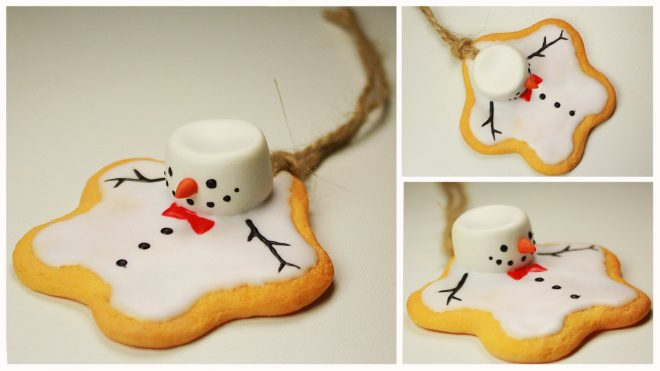 how-to-make-polymer-clay-melting-snowman-cookie-ornaments