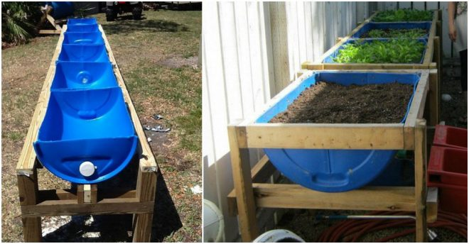 How To Turn Barrel Drums Into Raised Garden Beds How To