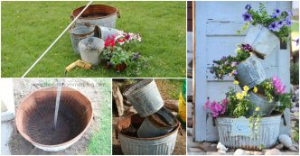 how-to-turn-rustic-containers-into-tipsy-vertical-garden-tower