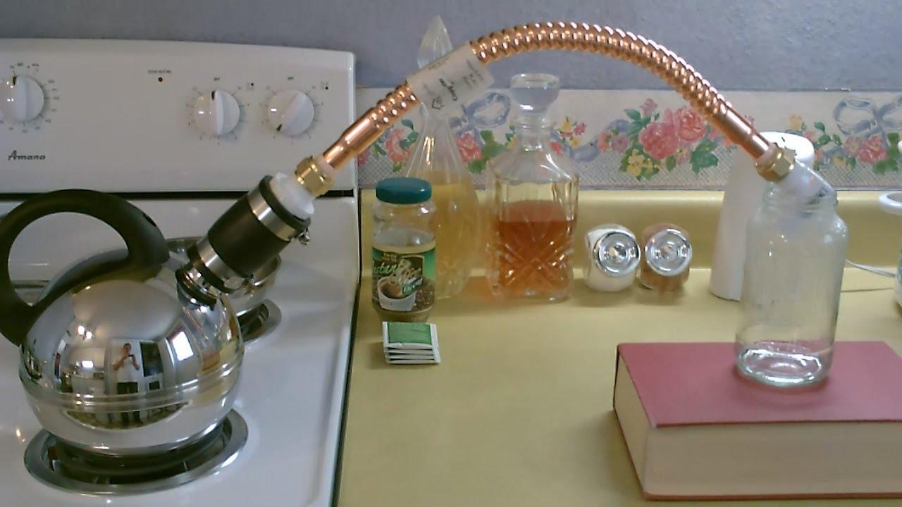Как в домашних условиях сделать воду дистиллированную