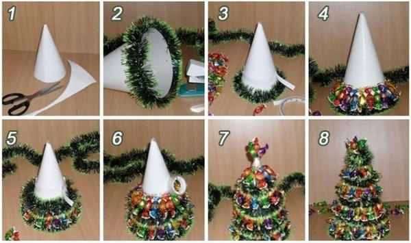 how-to-make-a-chocolate-tree