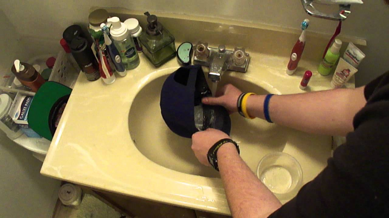 76e5e2702df How To Wash Hats Without Ruining The Shape – How To Instructions