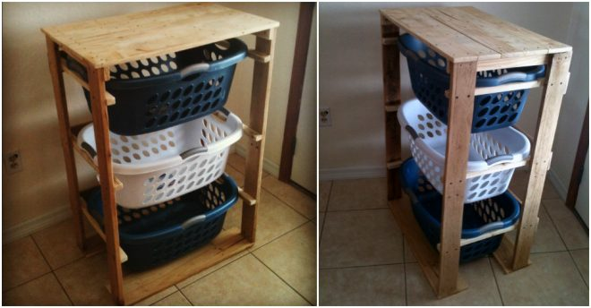 how-to-build-a-pallet-pallirondack-laundry-basket-dresser