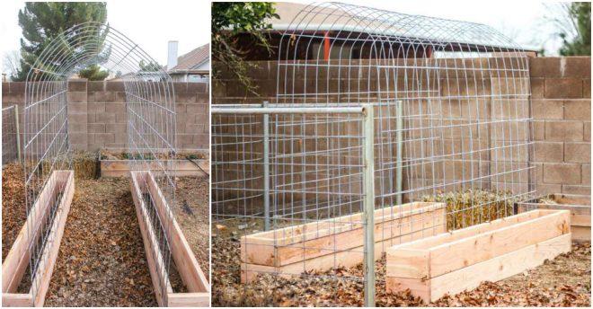 how-to-make-raised-garden-box-trellis-combo-4