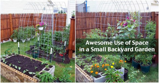 How To Make Raised Garden Box Trellis Combo