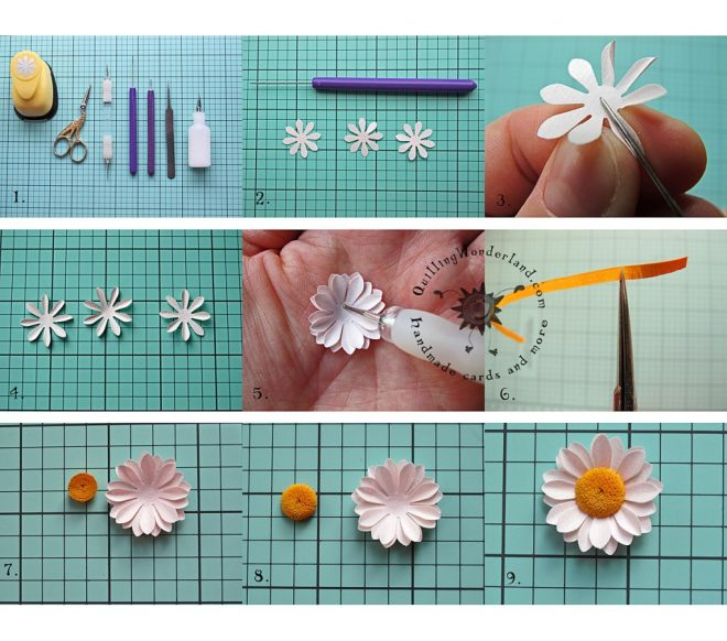 how-to-make-simple-paper-daisy