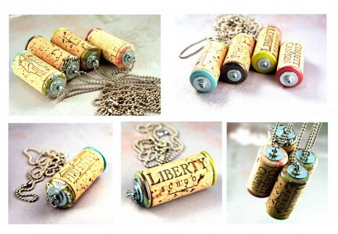 how-to-make-wine-cork-necklace