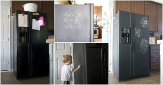 transform-a-refrigerator-into-a-chalkboard