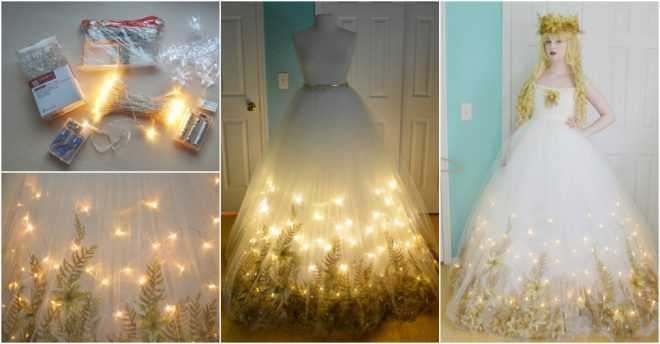 How To Make A Light Up Dress How To Instructions