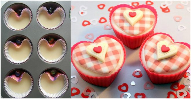 how-to-make-heart-shaped-cupcakes