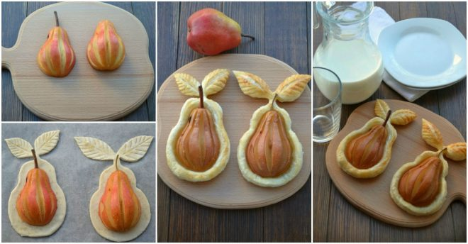 how-to-make-pears-in-puff