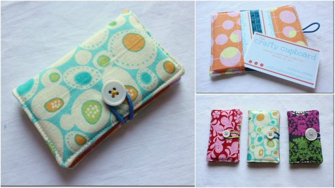 how-to-make-sew-business-card-holder